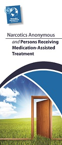 NA & PERSONS RECEIVING MEDICATION-ASSISTED TREATMT
