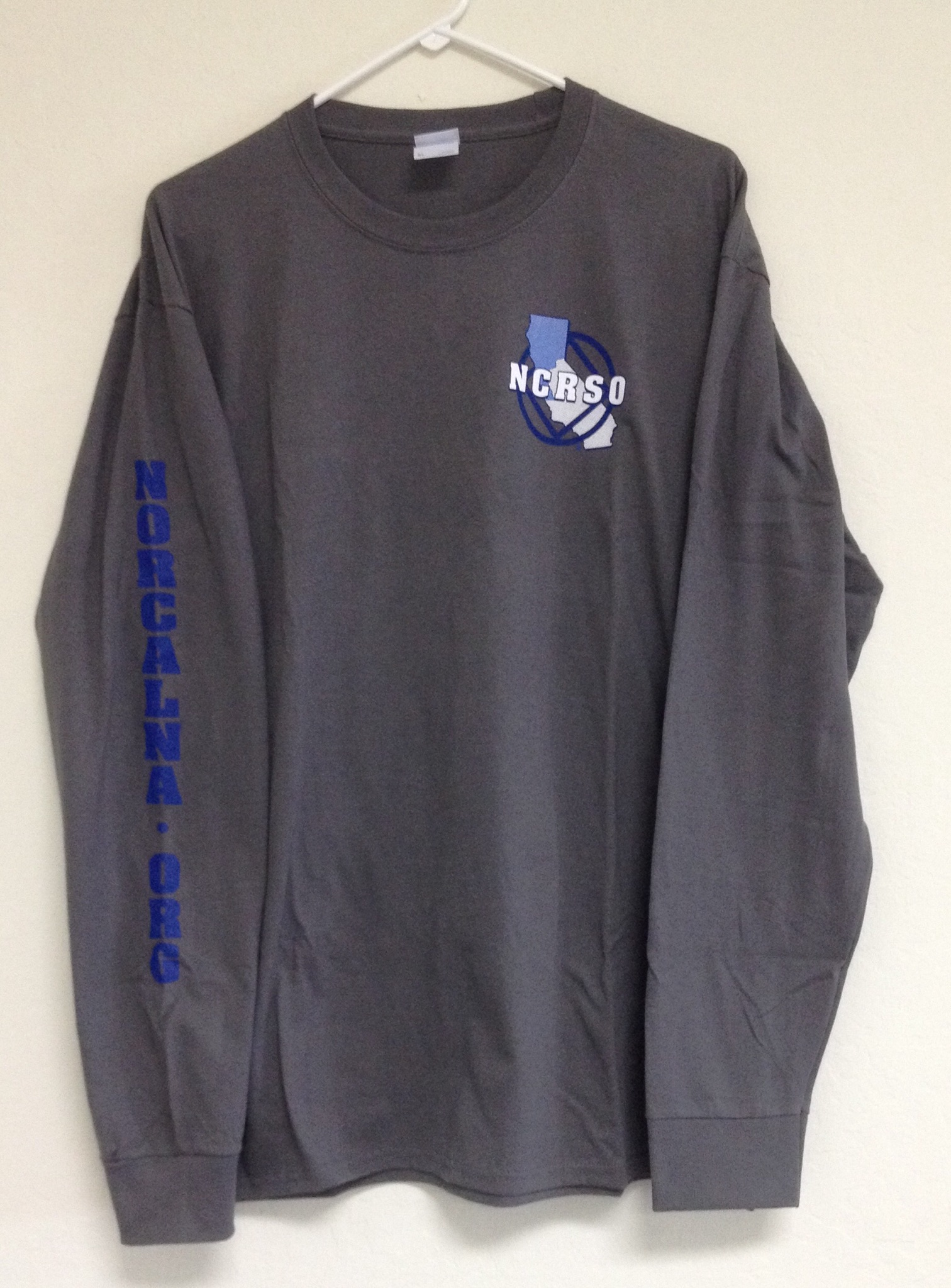 NCRSO Long Sleeve Shirt
