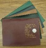 BASIC TEXT (6th Ed) Book Cover w/ Serenity Prayer & Medallion Holder
