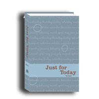 Just for Today (Softcover)