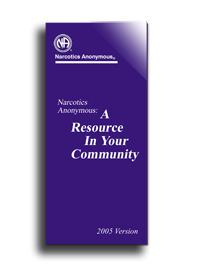 NA: A Resource in your Community