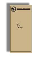 The Group Booklet (Large Print)