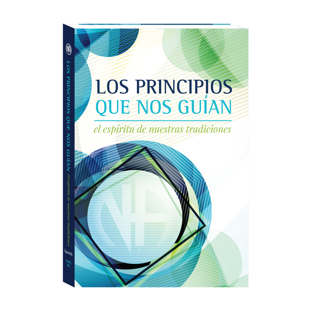 GUIDING PRINCIPLES: THE SPIRIT OF OUR TRADITIONS (Softcover) Spanish